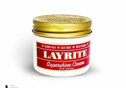 Layrite Supershine cream pomade