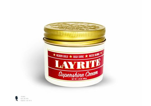 Layrite Supershine cream pomade