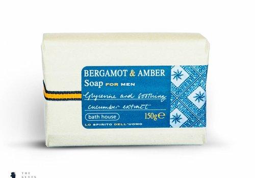 Bath House zeep Bergamot & Amber