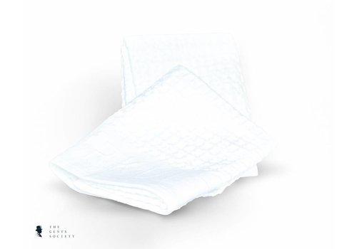 Mühle set van 2 witte scheerhanddoeken