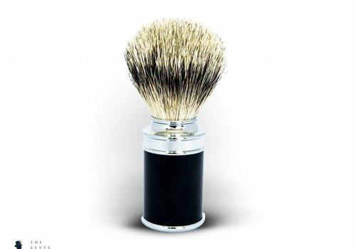 Mühle scheerkwast Silvertip zwart