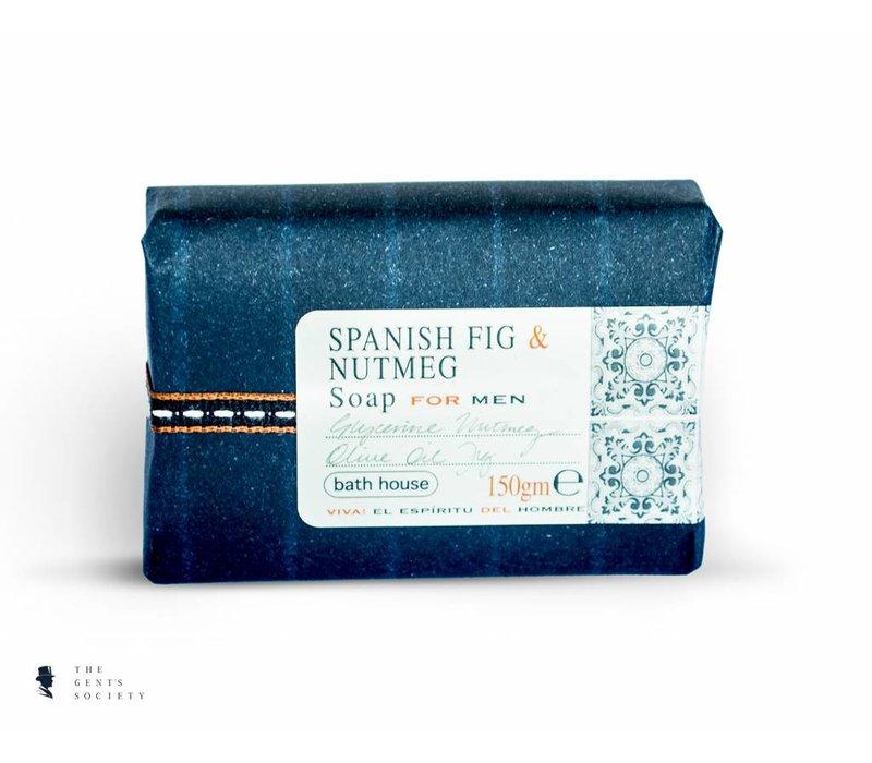 luxe stuk  badzeep Spanish Fig & Nutmeg