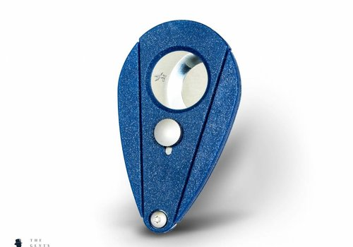 Xikar sigarenknipper Xi2  blauw