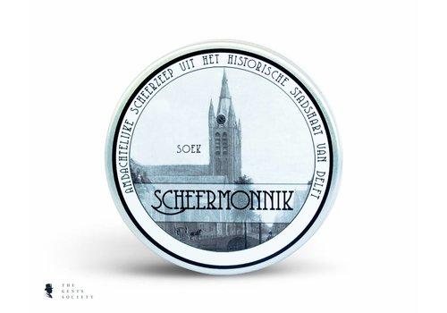 Scheermonnik scheerzeep Soek