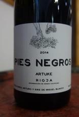 Bodegas Artuke, Rioja, Spain Pies Negros Rioja  Artuke 2014