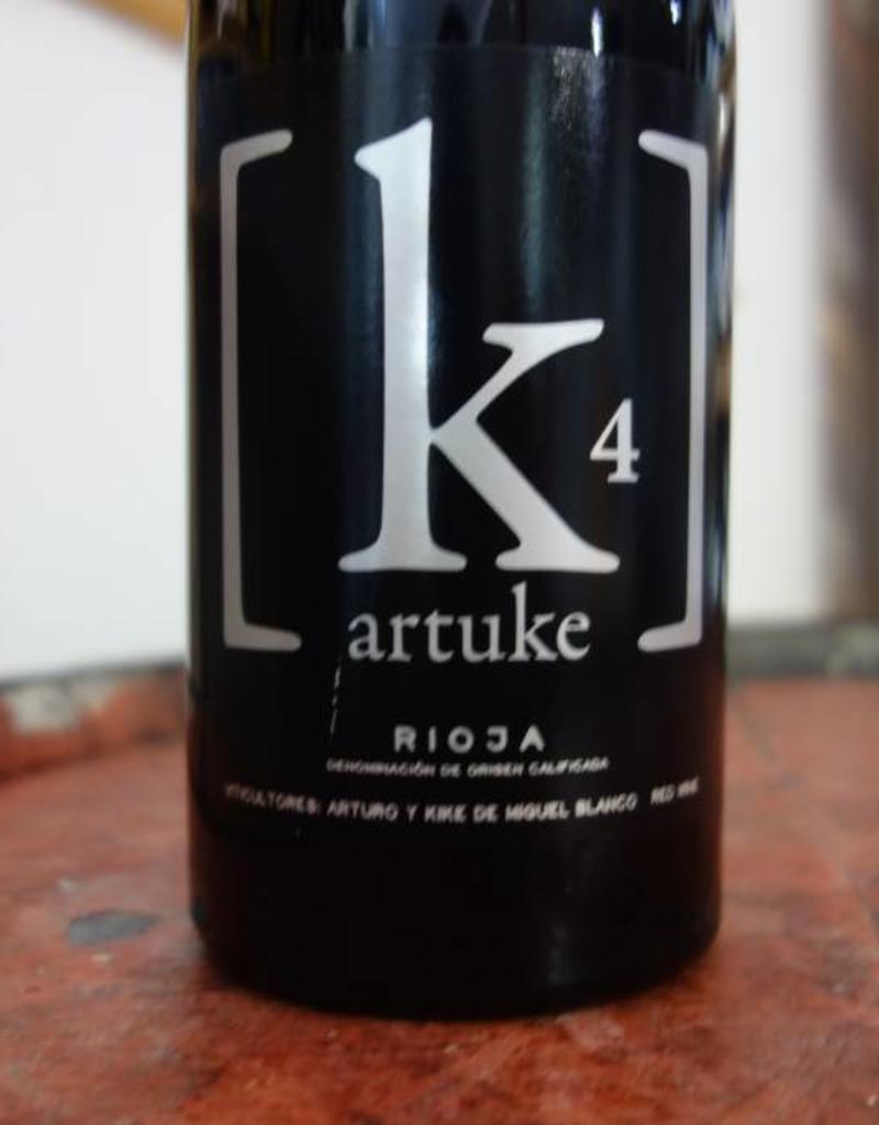 Bodegas Artuke, Rioja, Spain K4 Rioja 2014, Artuke
