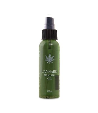 Pharmquests Cannabis Massageolie - 100ml