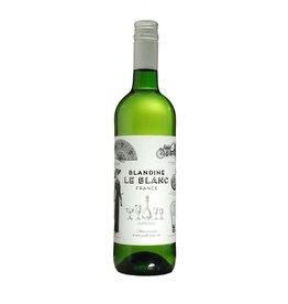 6 flessen Blandine le blanc 2015