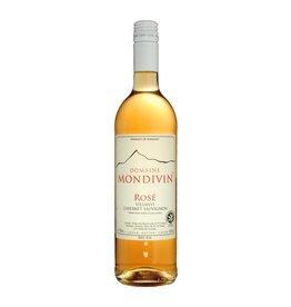 Domaine Mondivin  6 flessen Rosé 2015 Cab Sauvignon