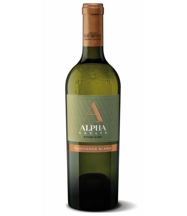Alpha Estate Alpha Sauvignon Blanc 2016