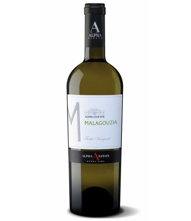 Alpha Estate Alpha Malagouzia Single Vineyard 2017