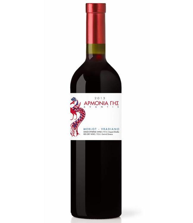 Avantis Estate Armonia Red 2016