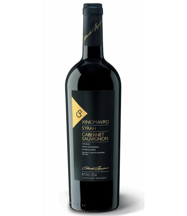 Domaine Claudia Papayianni CP Red 2011
