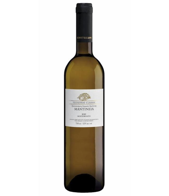 Tselepos Winery Mantinia 2017