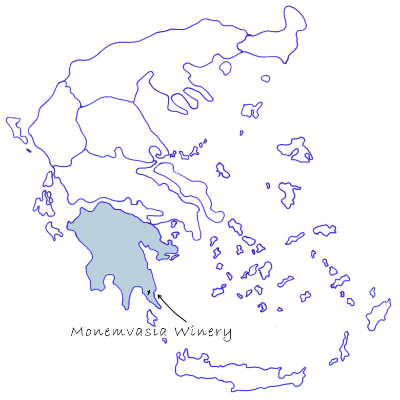 Monemvasia, Peloponnesos