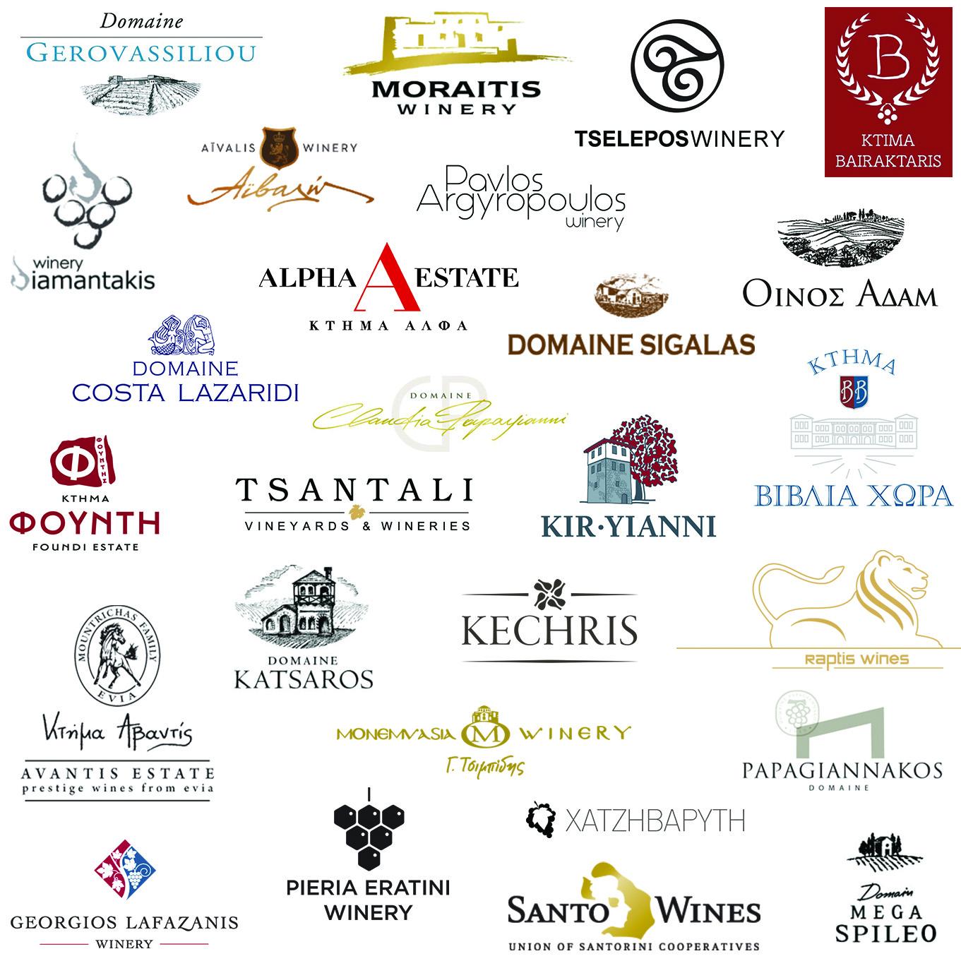 Onze wijnhuizen