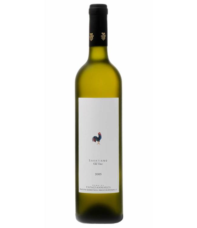 Domaine Papagiannakos Savatiano Old Vines 2016
