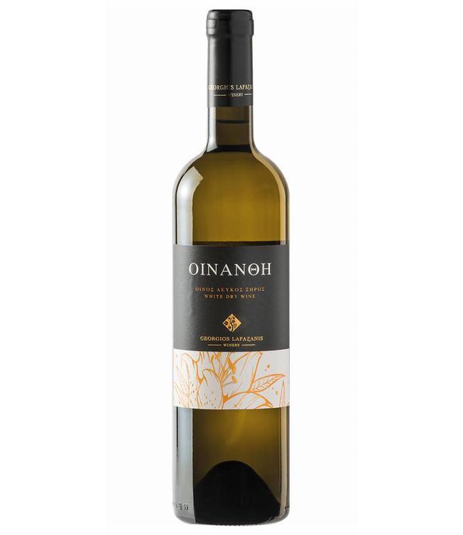 Georgios Lafazanis Winery Oinanthi White 2017