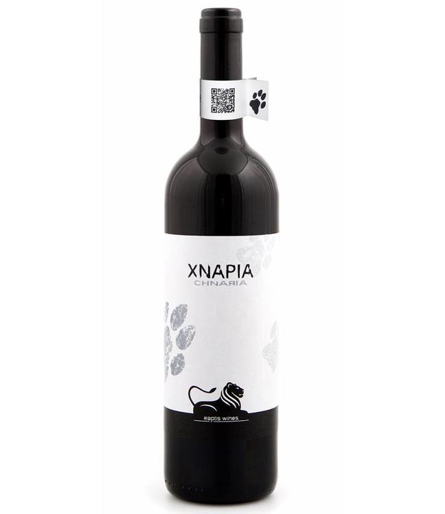 Raptis Wines Chnaria Red 2016