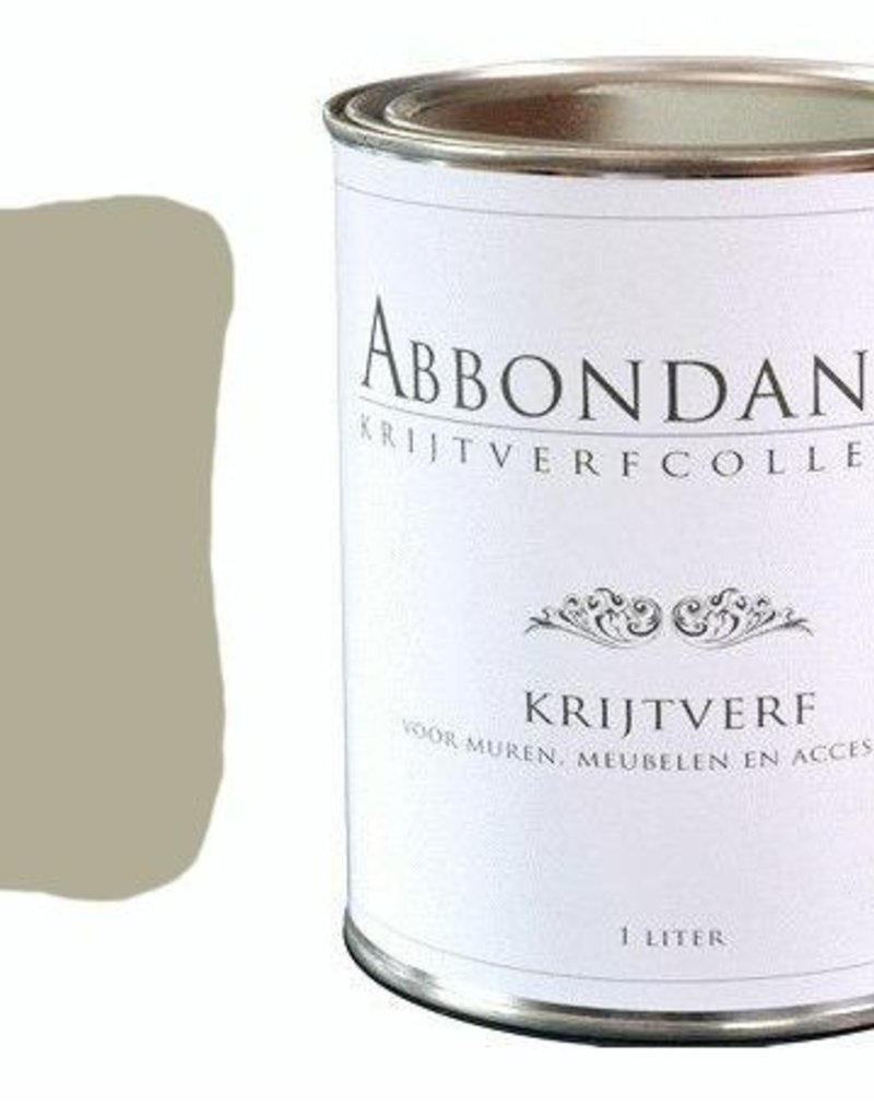 "Abbondanza Krijtverf collectie Krijtverf ""Zinc"""