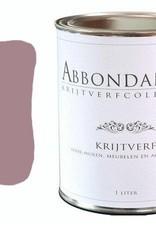 "Abbondanza Krijtverf collectie Krijtverf ""Purple Haze"""