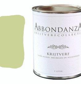 "Abbondanza Krijtverf collectie Krijtverf ""Anis Green"""