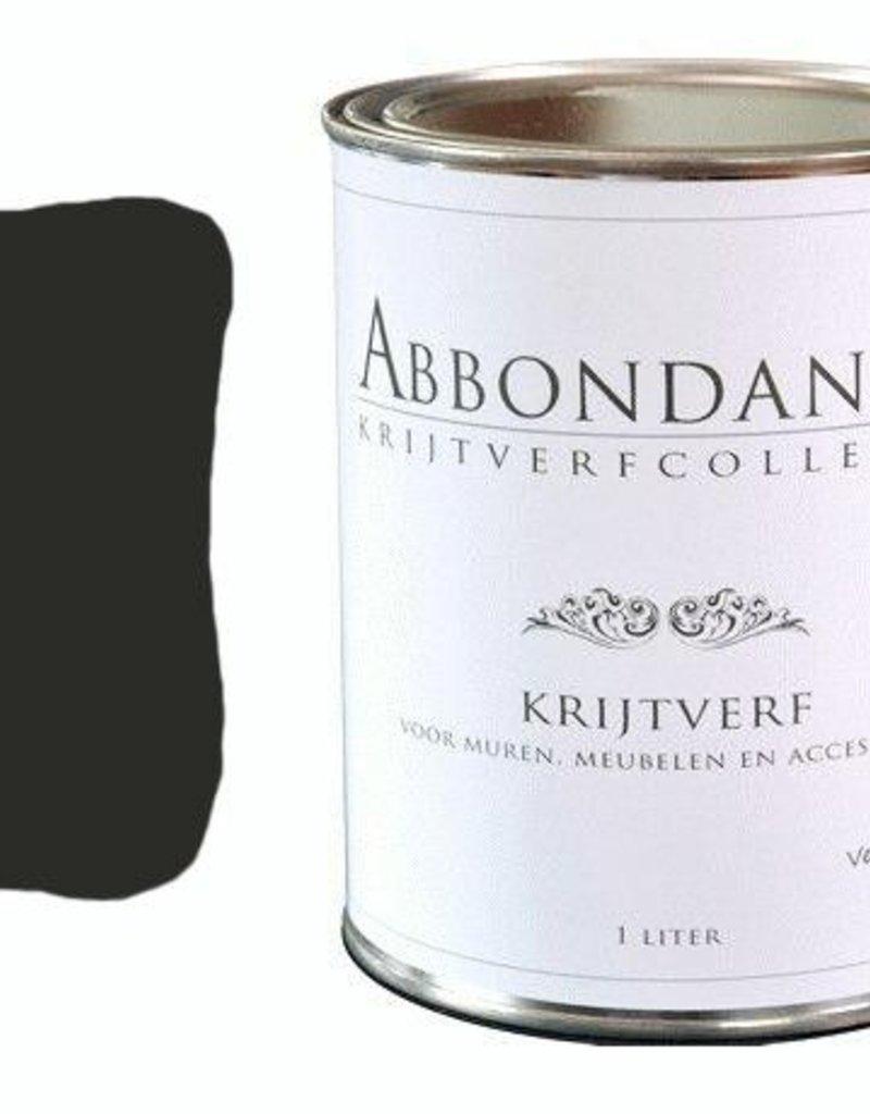 "Abbondanza Krijtverf collectie Krijtverf ""Warm Black"""