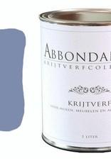 """Abbondanza Krijtverf collectie Krijtverf """"Bleu Bell"""