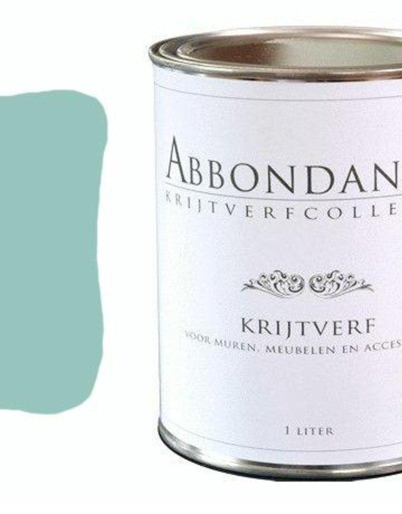"Abbondanza Krijtverf collectie Krijtverf ""Blue Mint"""