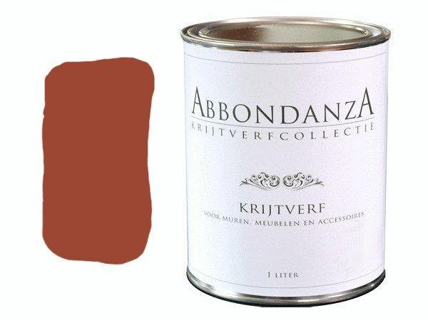 "Abbondanza Krijtverf collectie Krijtverf ""Red Bush"