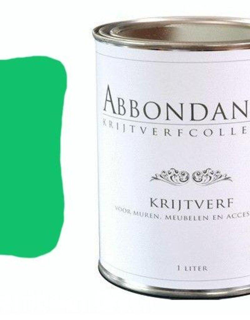 "Abbondanza Krijtverf collectie Krijtverf ""Carribean Green"""