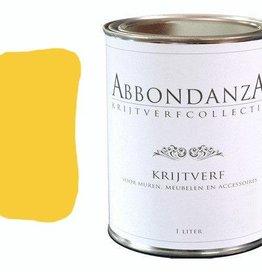 """Abbondanza Krijtverf collectie Krijtverf """"Carribean Yellow"""""""