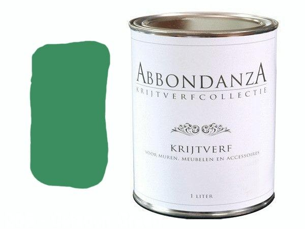"Abbondanza Krijtverf collectie Krijtverf ""Celadon Green"""