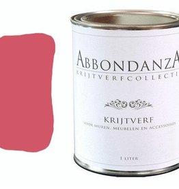 "Abbondanza Krijtverf collectie Krijtverf ""China Pink"""