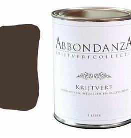 "Abbondanza Krijtverf collectie Krijtverf ""Dark Chocolate"""