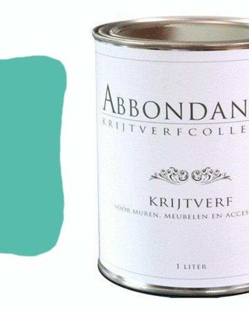 "Abbondanza Krijtverf collectie Krijtverf ""Cool Turqoise"""