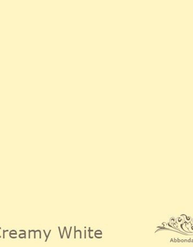 """Abbondanza Krijtverf collectie Krijtverf """"Creamy White"""""""