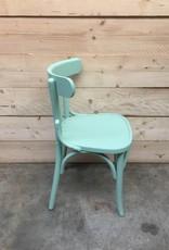 """Vintage Café stoel """"Tornet Verdigris"""""""