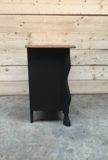 "Brocante Buikkast ""Black One"""