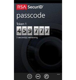 RSA Security RSA SecurID SID820