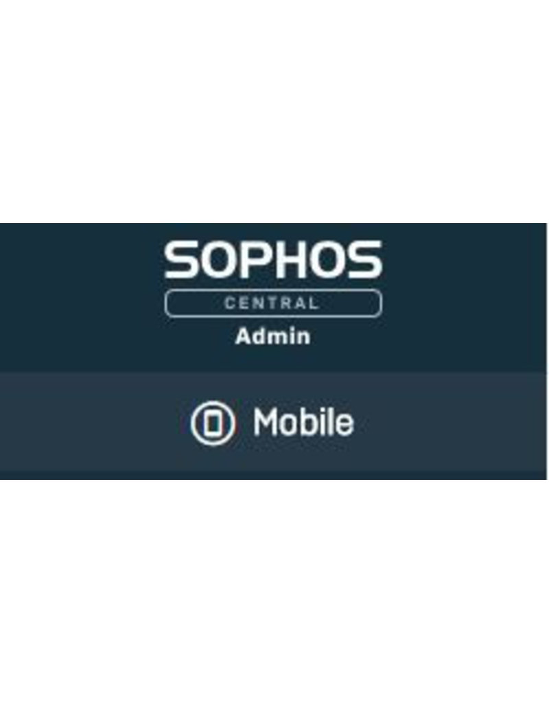 Sophos Central Mobile Security