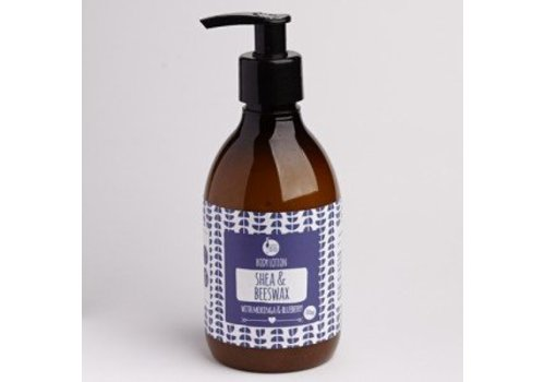 Laughing Bird Body Lotion - Moringa and Blueberry