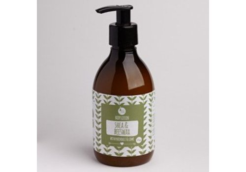 Laughing Bird Body Lotion - Patchouli and Lime