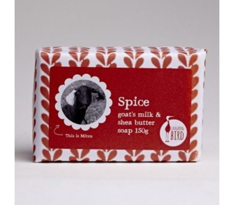 Shea Butter and Goats Milk Soap - Spice