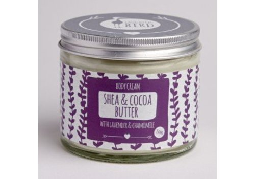 Laughing Bird Body Cream - Lavender and Chamomile