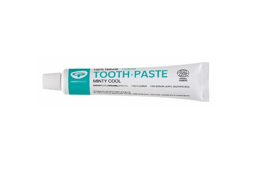 Green People Toothpaste - Minty Cool