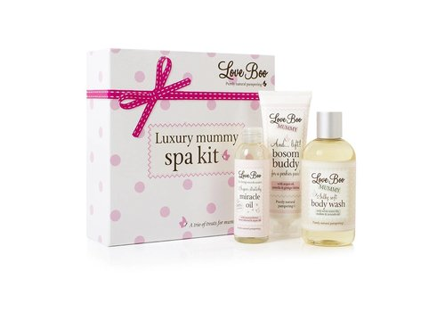 Love Boo Mummy Spa Kit Gift Set
