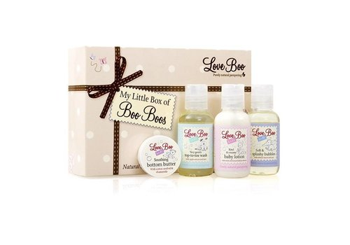 Love Boo Little Box Of Boo Boos Gift Set