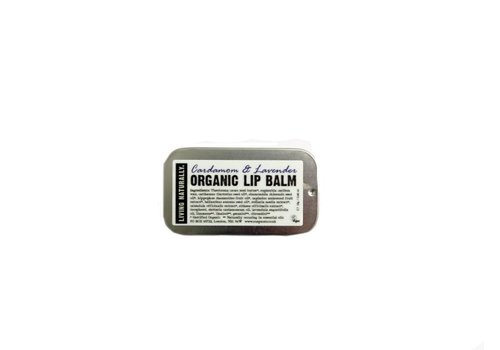 Living Naturally Lip Balm - Cardamom