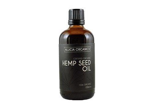 Alucia Organics Organic Hemp Seed Oil